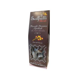 Sicilfrutti Torroncini Mandorla e Cacao