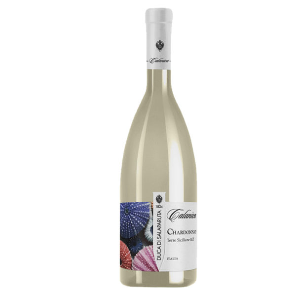 Vino Calanica Chardonnay_Duca di Salaparuta