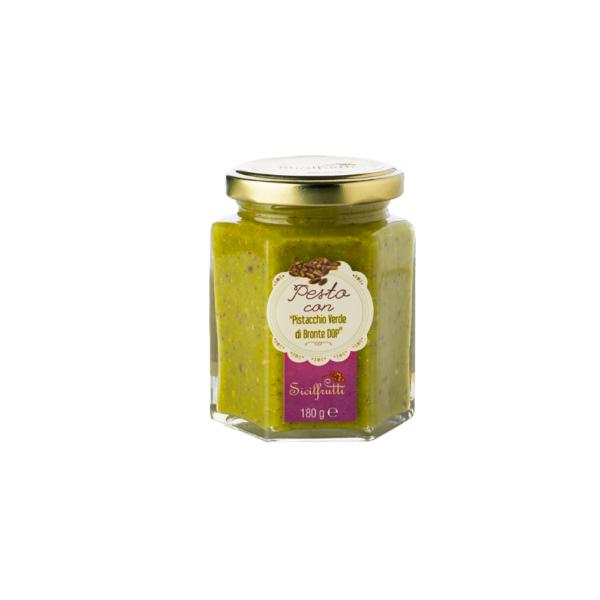 Sicilfrutti Pesto di Pistacchio di Bronte DOP