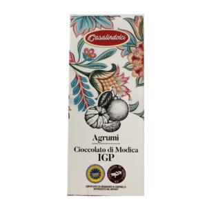 Cioccolato di Modica Agrumi IGP_Casalindolci