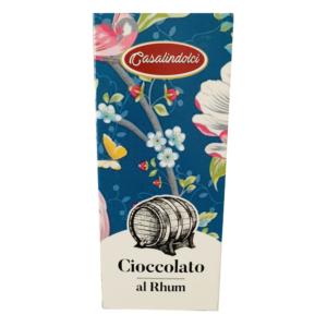 Cioccolato di Modica al Rhum_Casalindolci