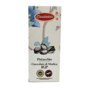 Cioccolato di Modica Pistacchio IGP_Casalindolci